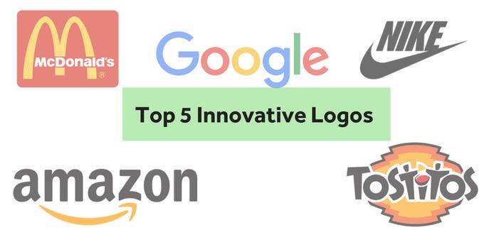 Innovative logo designs||Google logo||Nike logo||Amazon logo||Tostitos Logo||McDonald Logo