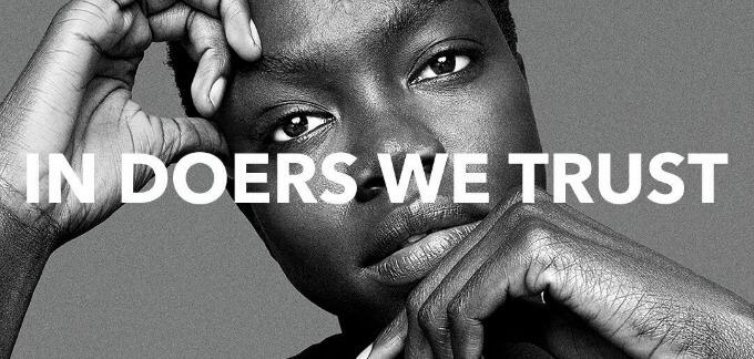 in doers we trust||In Doers We Trust, Fiverr