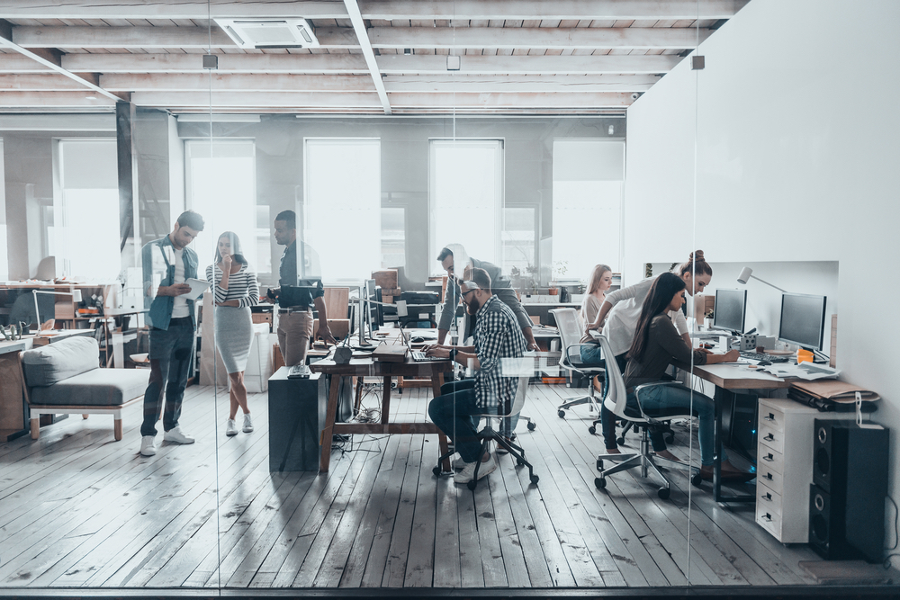 Coworking Spaces Europa