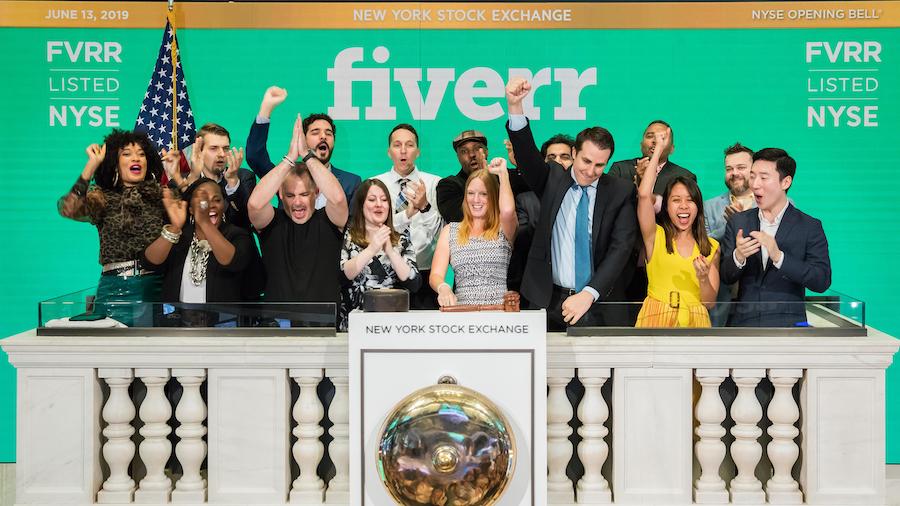 Erfolg durch Fiverr