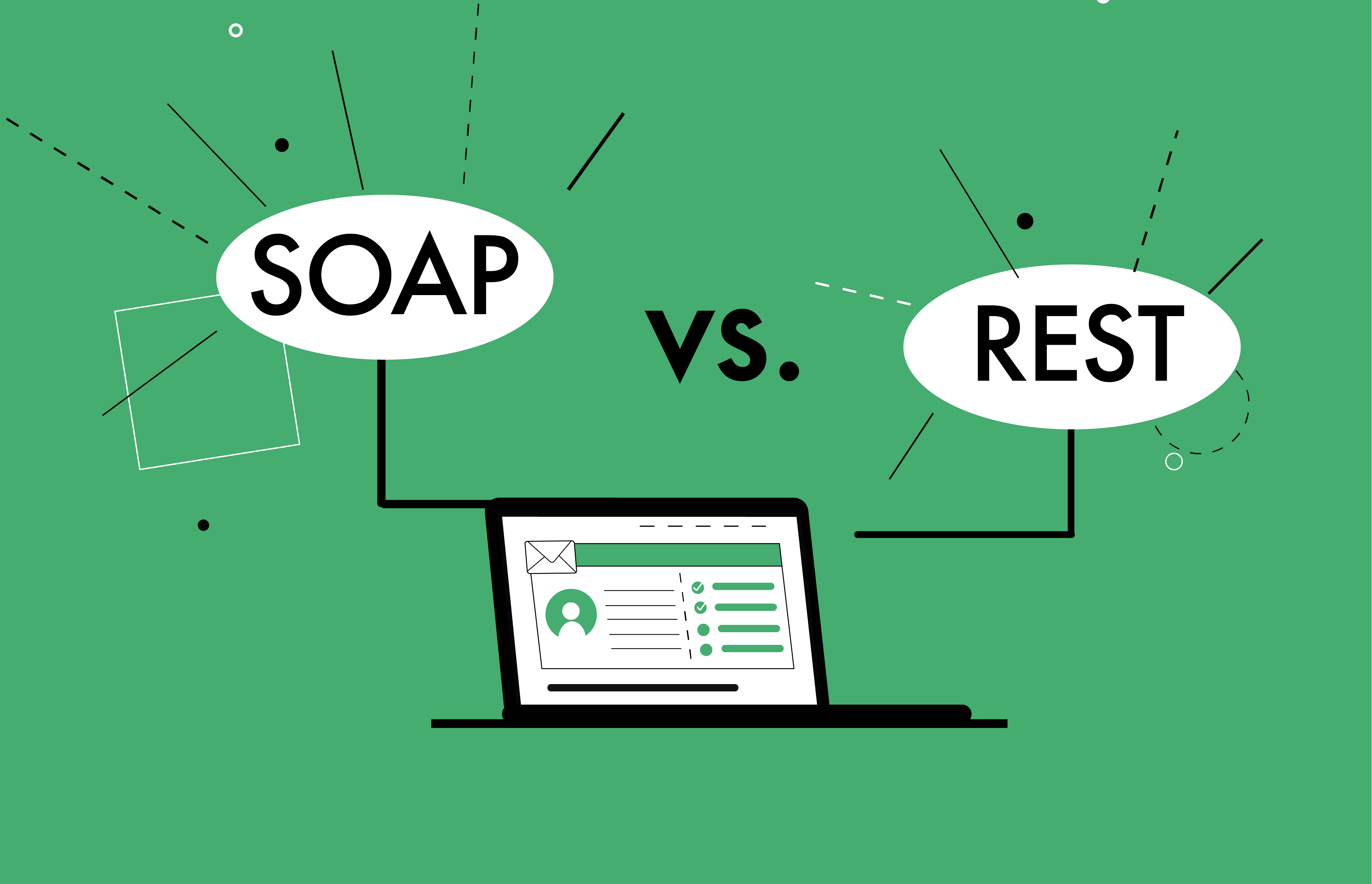 soap vs rest