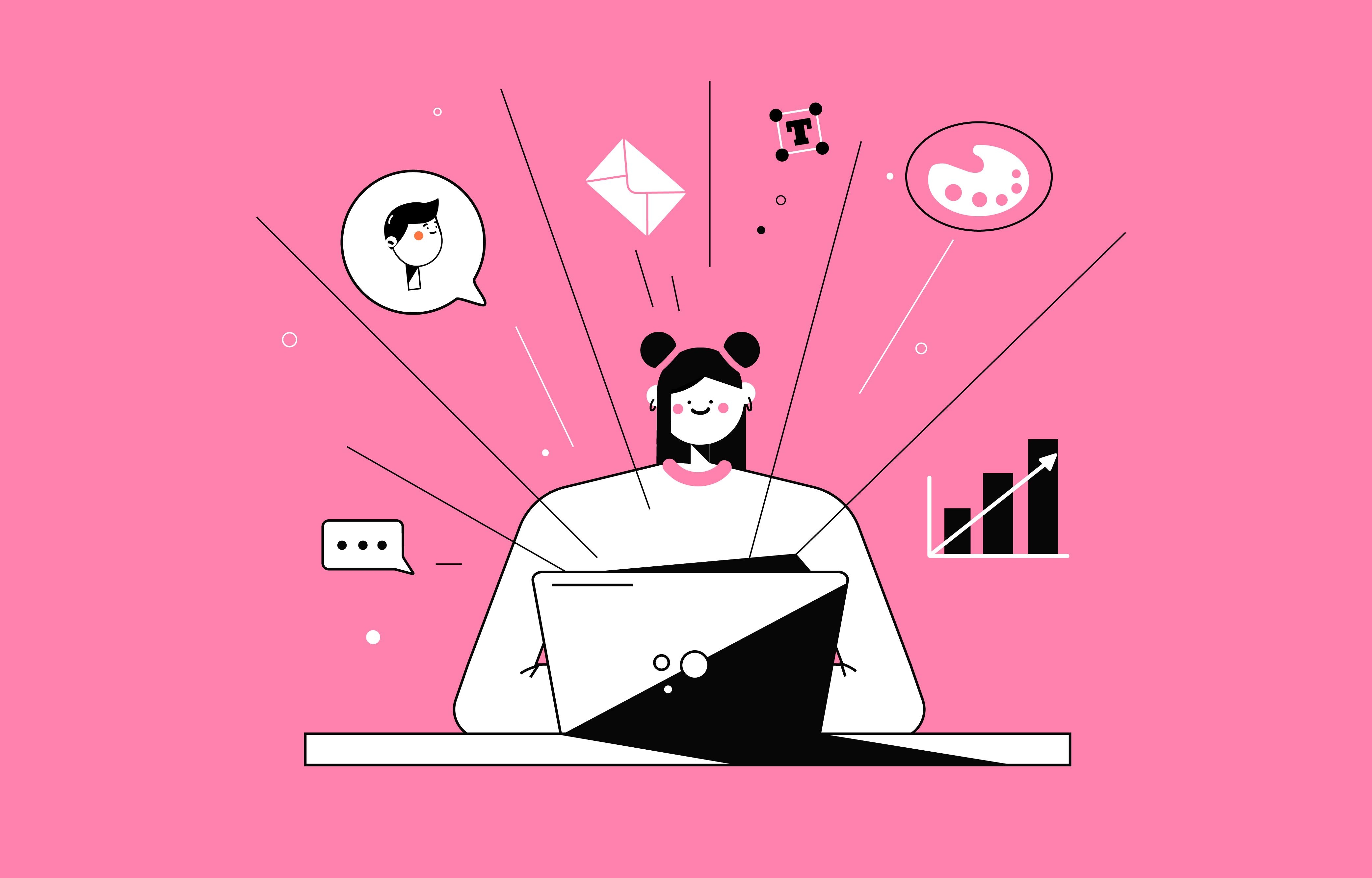 Kreative Freelancer und ihre Karriere