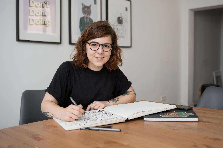 Ein Interview mit Anna Roschker
