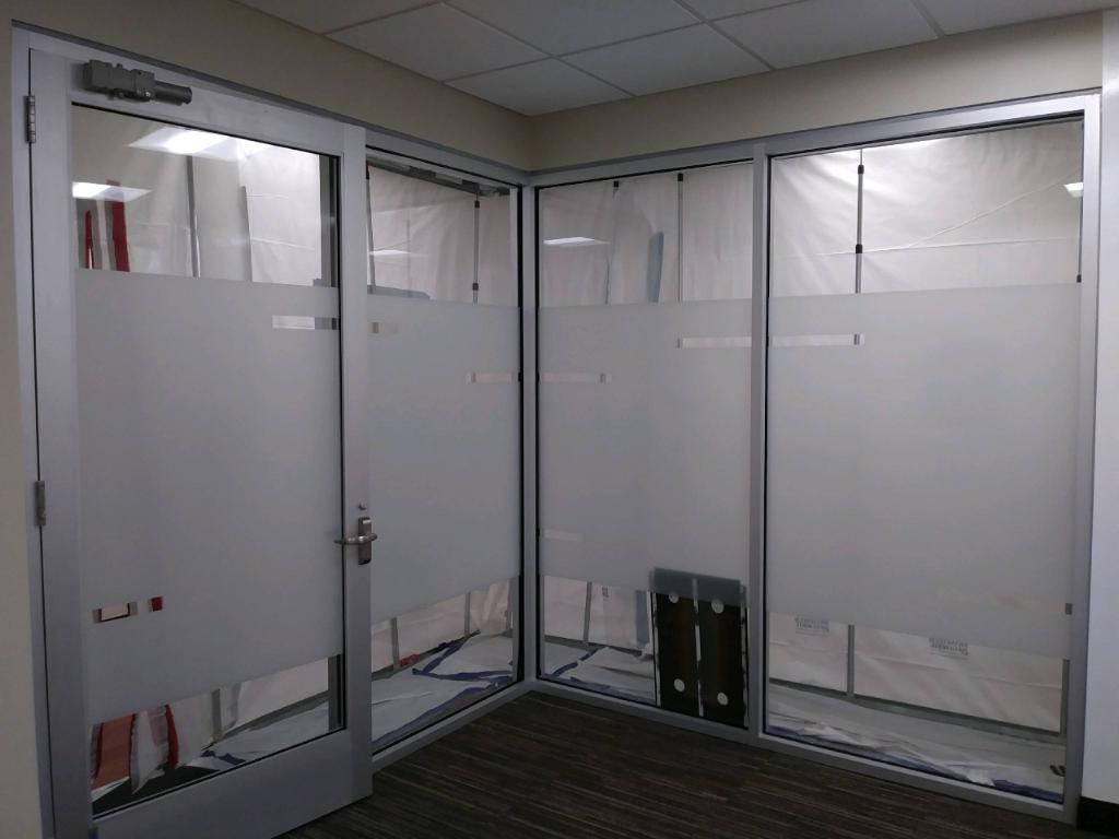 3M Decorative Window Film installed by Tint By Masters in Orlando, Florida