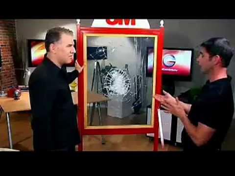 Security Window Film installation in Orlando, Florida