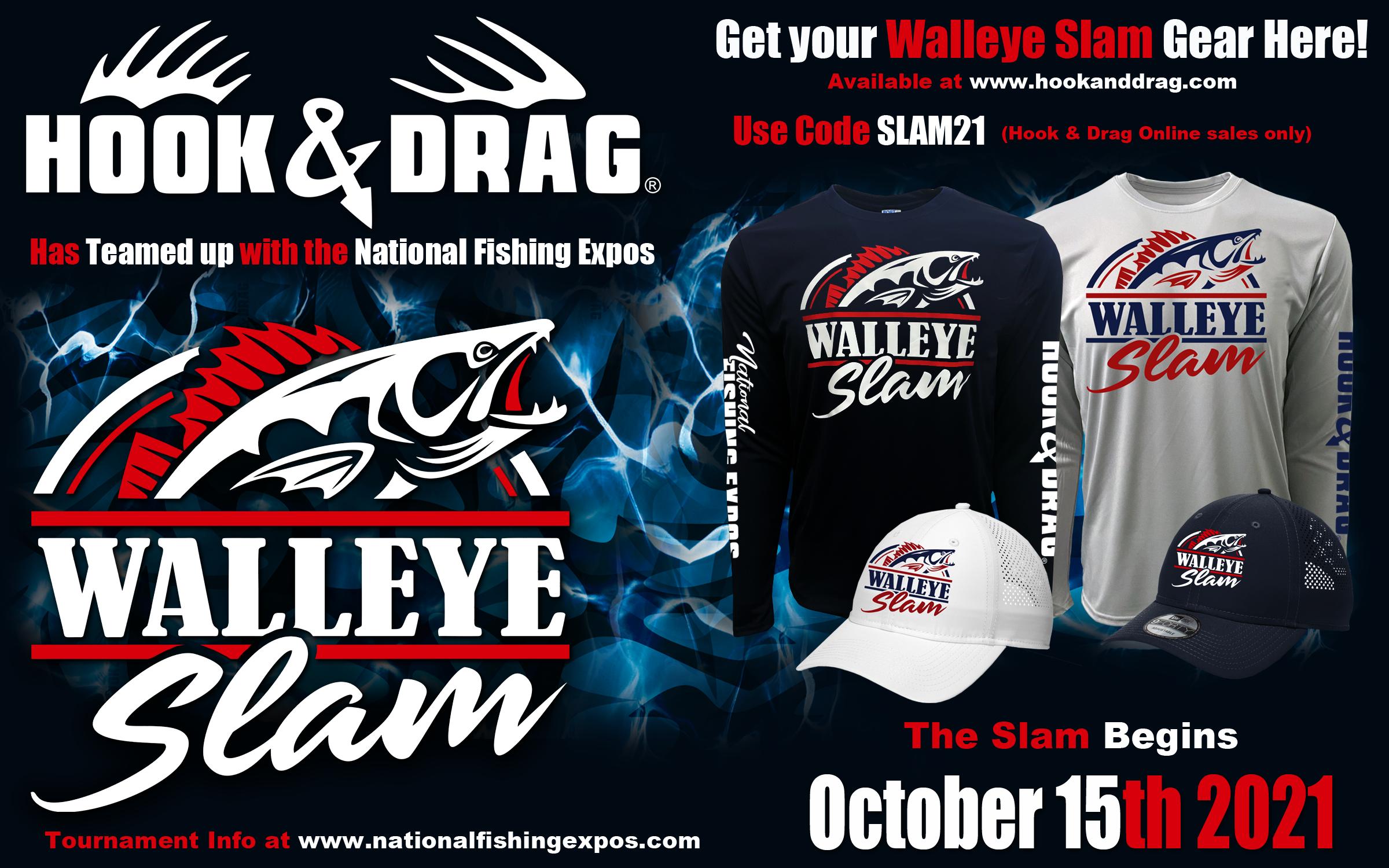Walleye Slam Gear