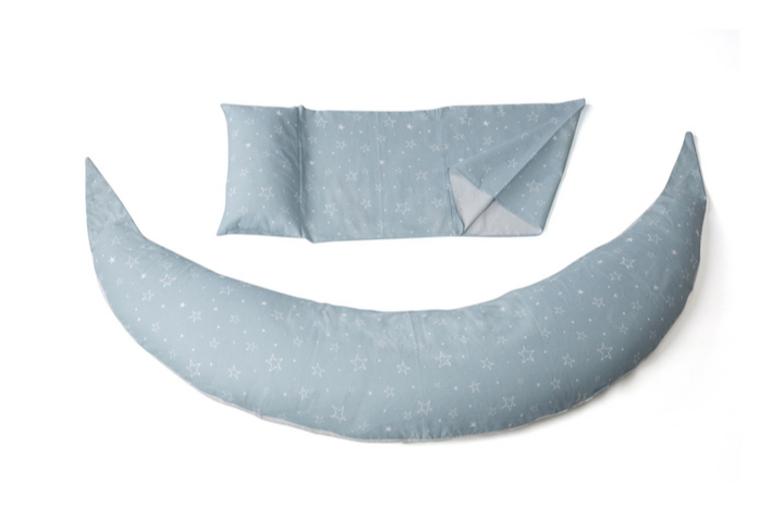Dreamwizard 12-in-1 Pregnancy and Nursing Pillow for the First Months 7100