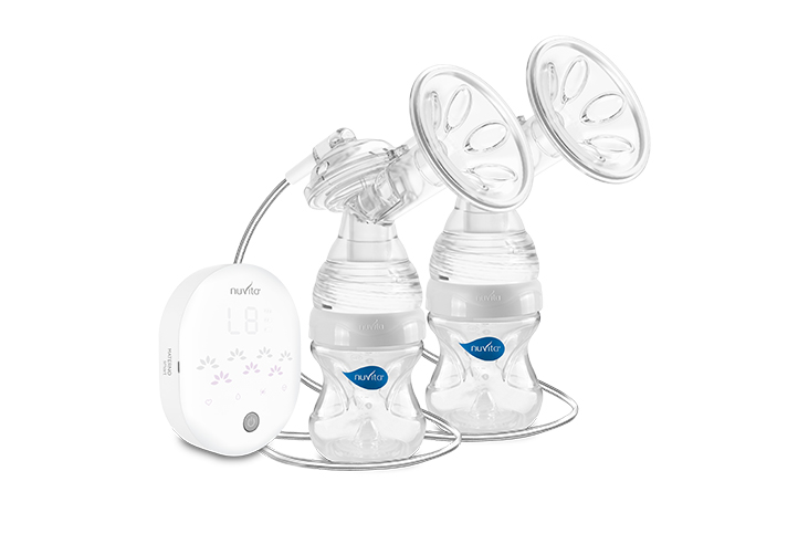 3 Phase Double Electric Breast Pump - Materno Smart Double 1288M