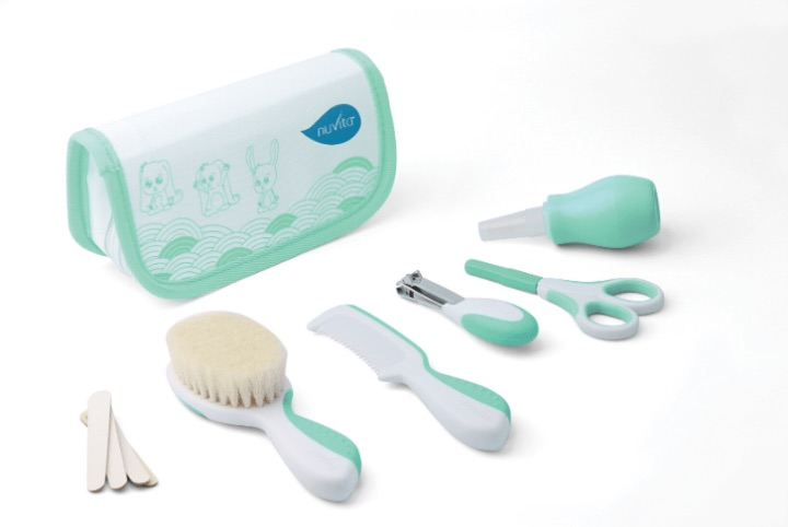 Beauty set for baby care - 1136