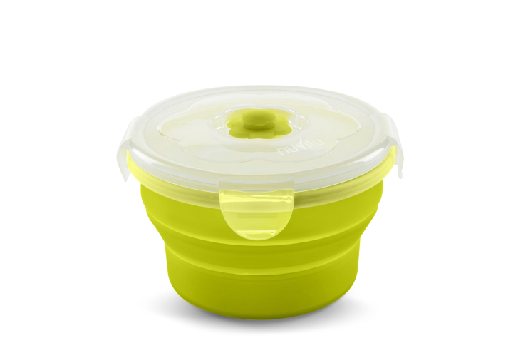 Collapsible silicone containers 540 ml - 4468