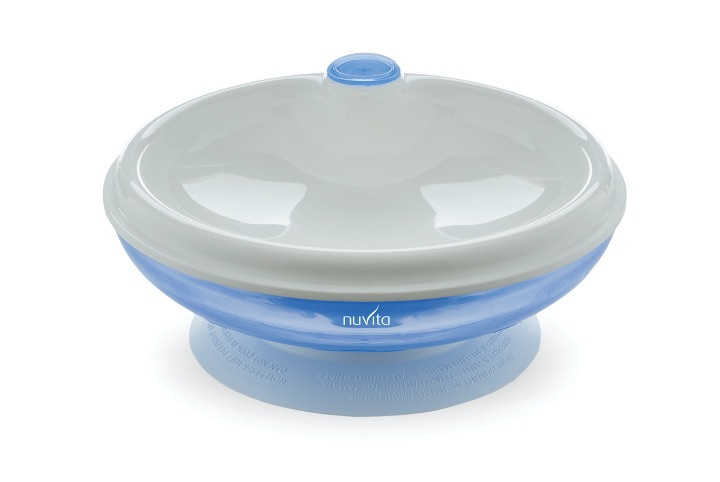 Hot plate with suction cup - 1427