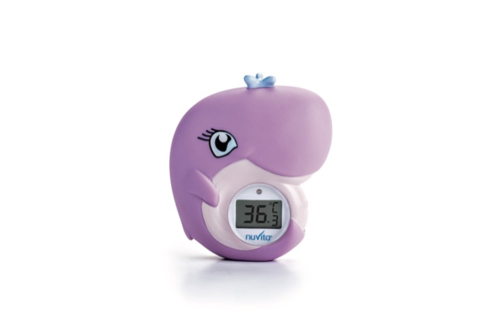 Bath and bedroom thermometer - 1007