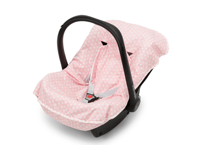 Universal 3D car seat cover for car seats and strollers Group 0 - Ovetto Cover 5205