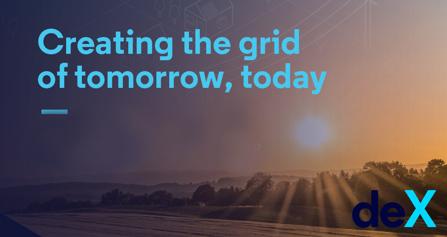 deX decentralised energy exchange