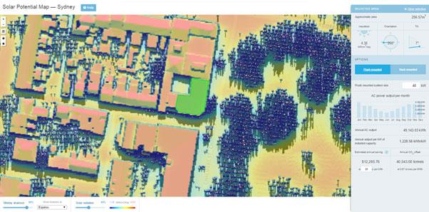 Solar Analytics' Redfern Office
