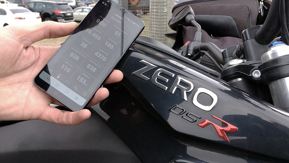 EV Sydney Electric Motorcycle club charging 7