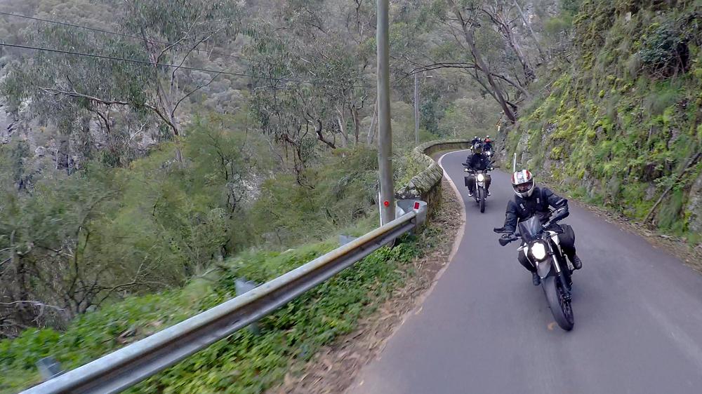 EV Sydney Electric Motorcycle club roadtrip 9