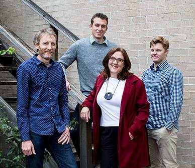 Solar Analytics Co-founders