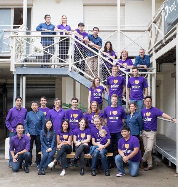 Solar Analytics team