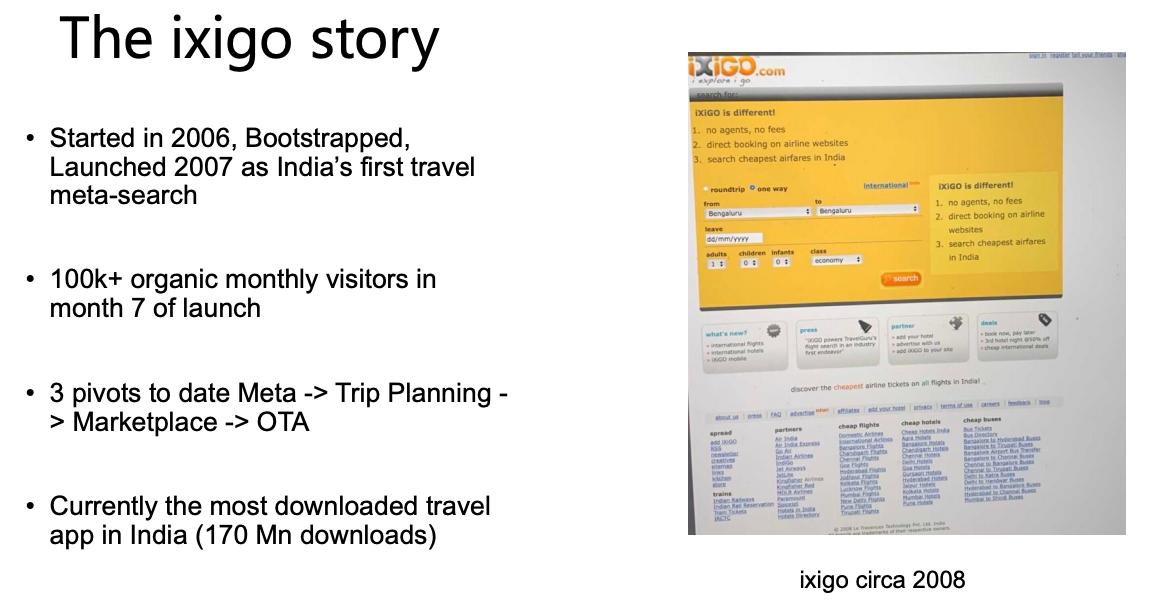 Five Hundred days of ixigo journey