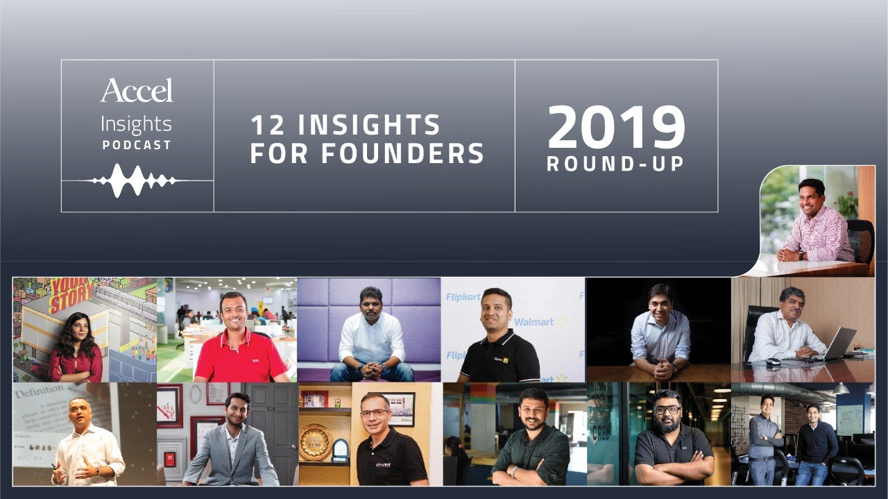12 Insights for Founders