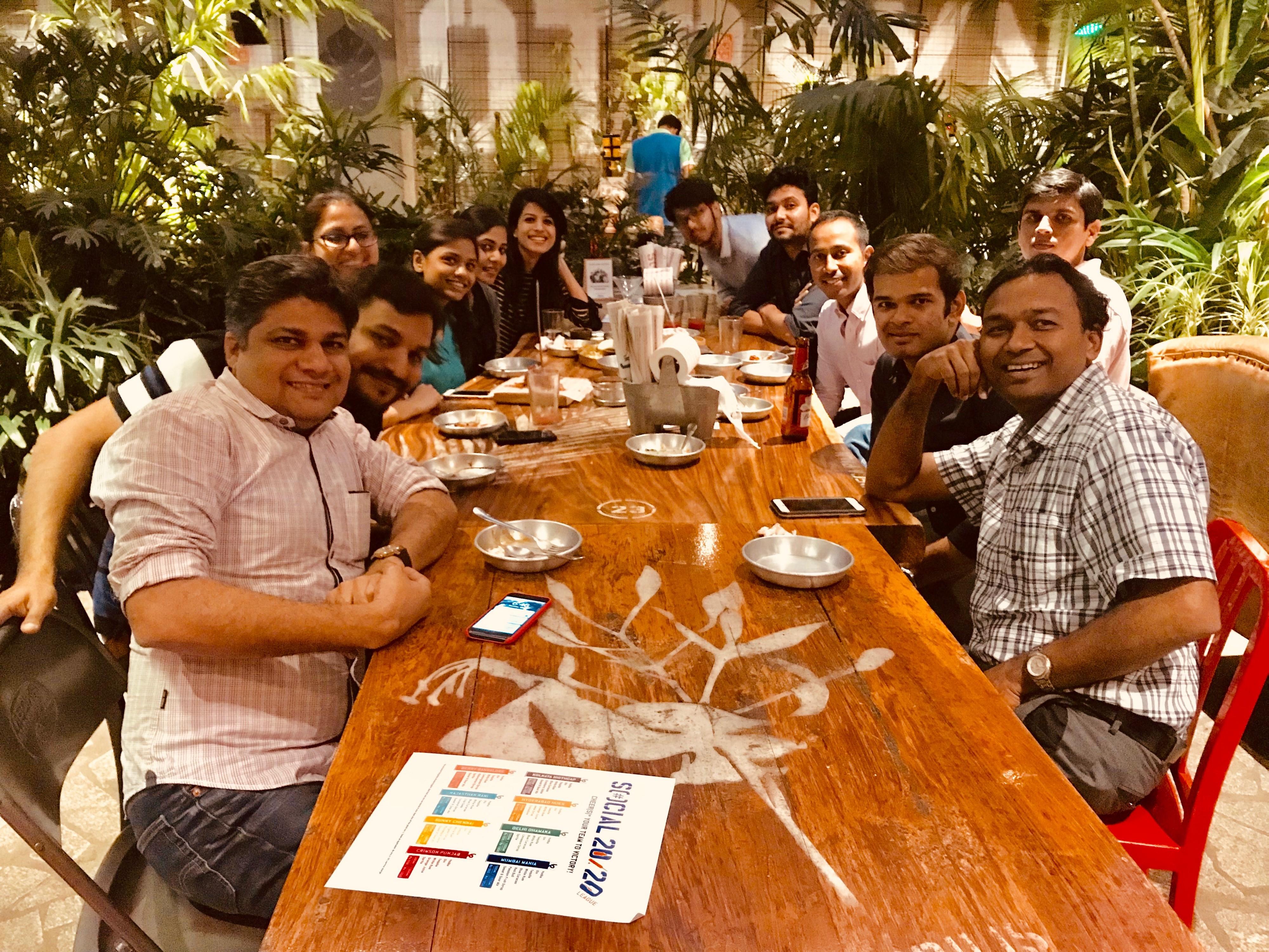 accel india team
