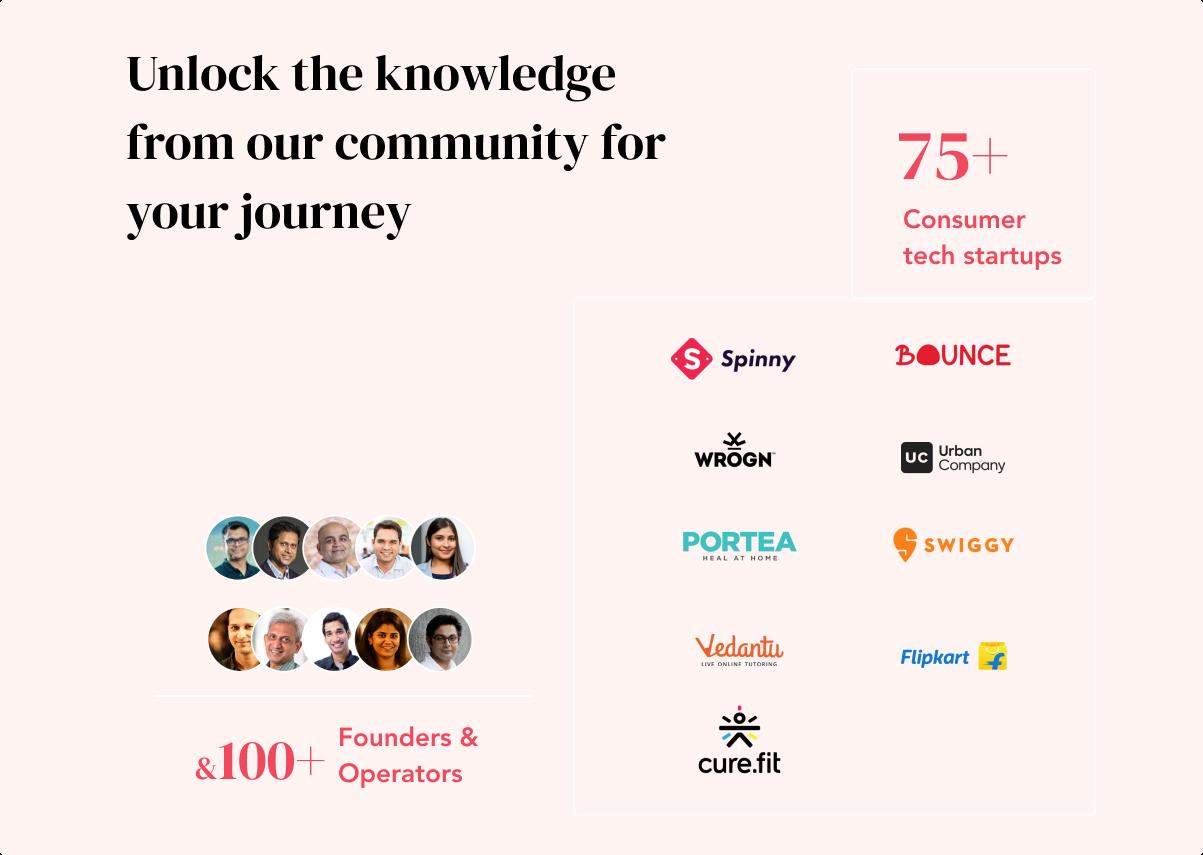 consumer startup