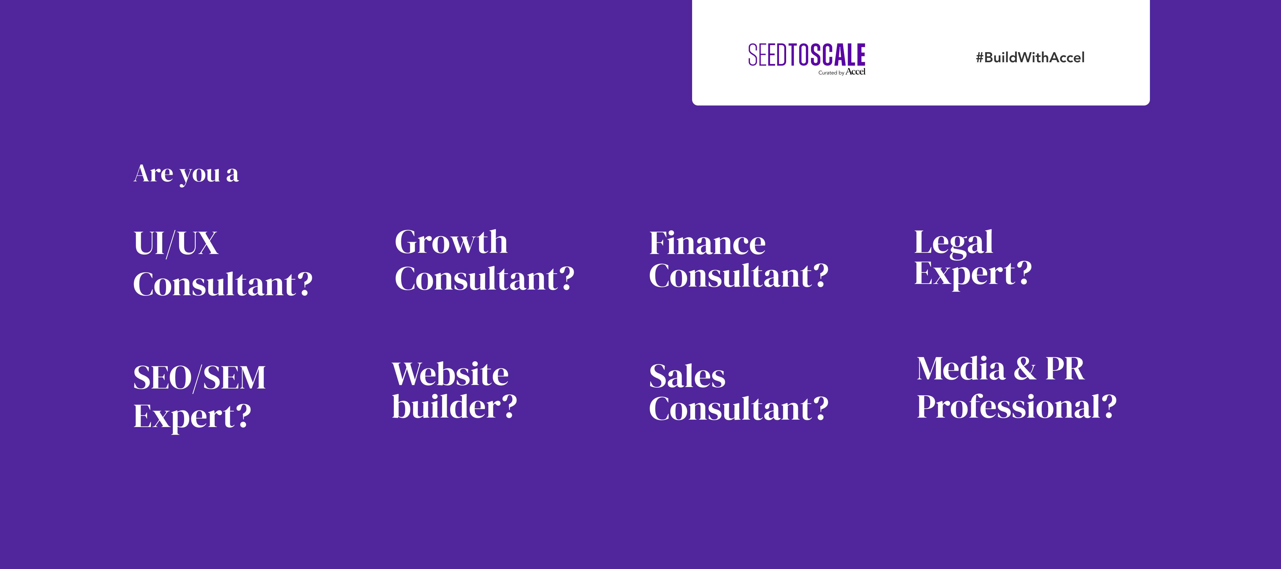 Startups growth