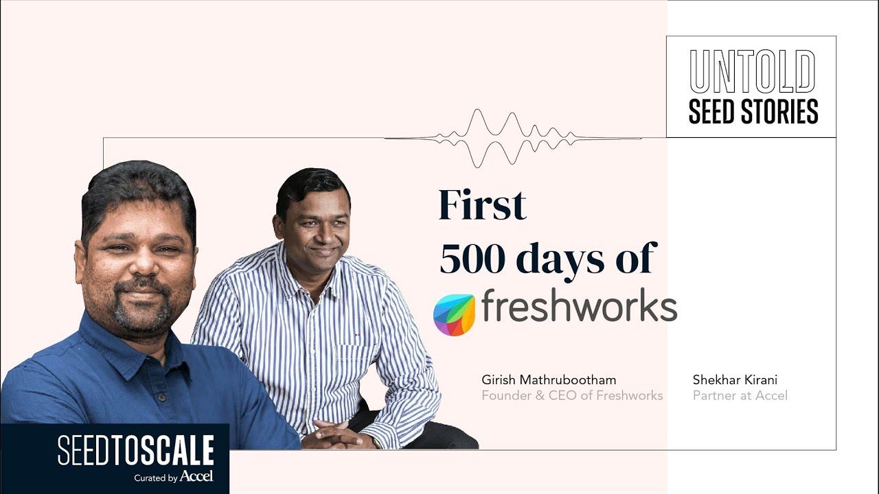 fresh works founder journey