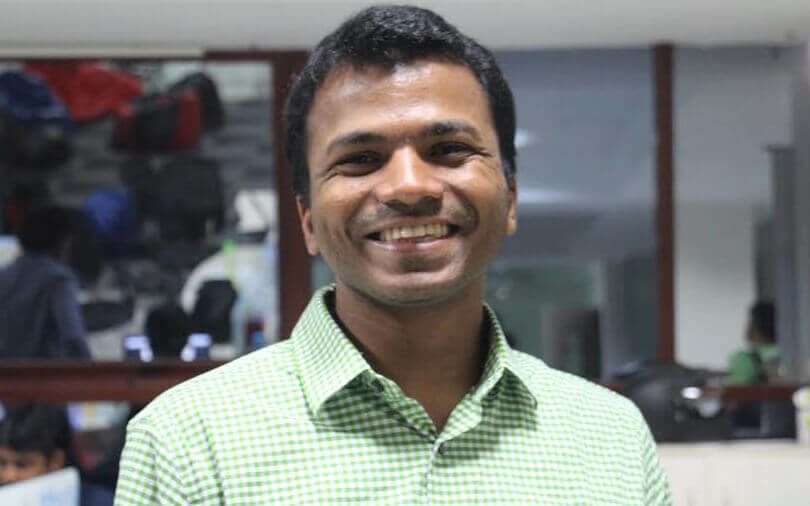 Rajesh Yabaji