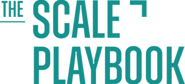 The Scale Playbook Podcast Logo