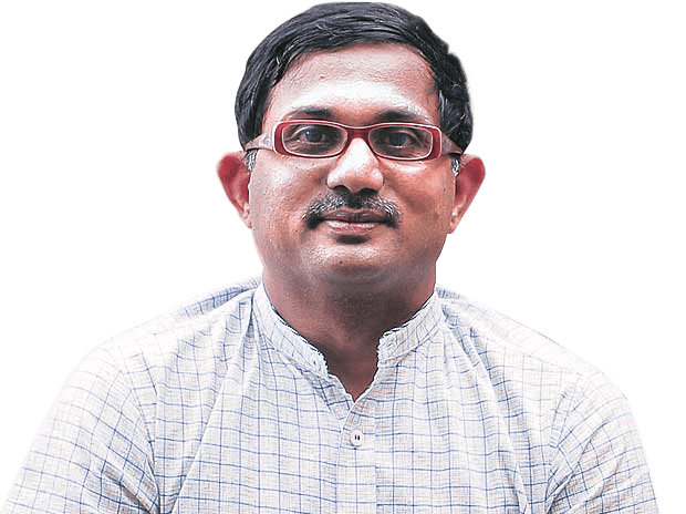 Headshot of Bhaskar Subramanian