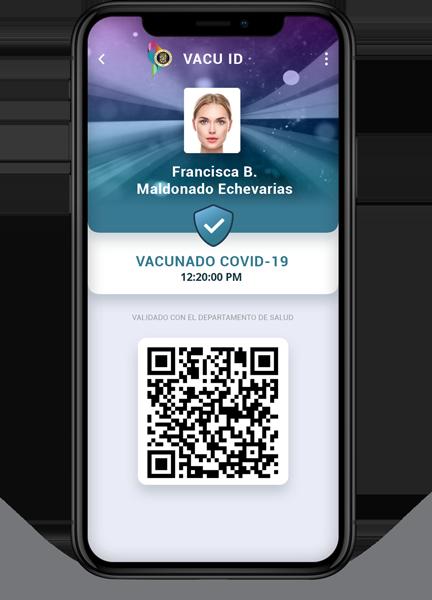 Captura de Vacu ID
