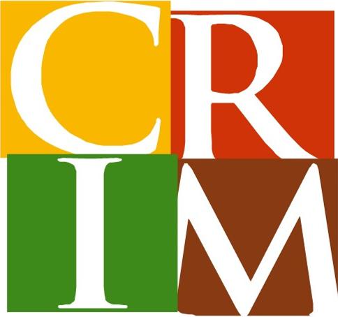Logo del CRIM