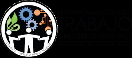 Logo del Departamento del Trabajo