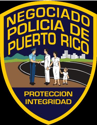 Logo del Negociado de la Policía