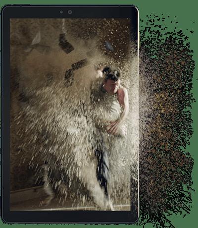 Lume Pad portrait