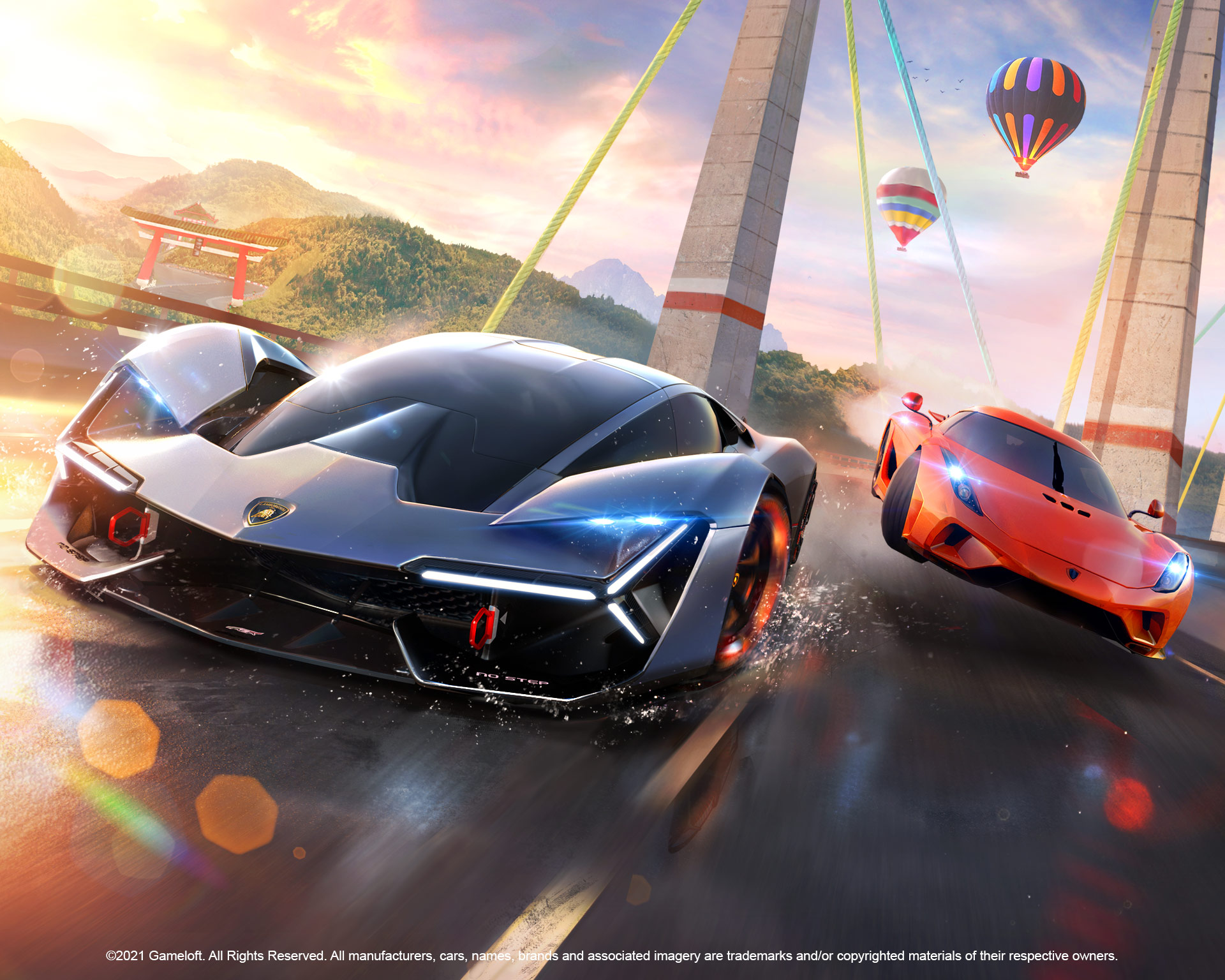 Gameloft Business Solutions and Leia Inc Partnership Lights a New Path for Gaming Starting with Asphalt Nitro 2 on the Lume Pad