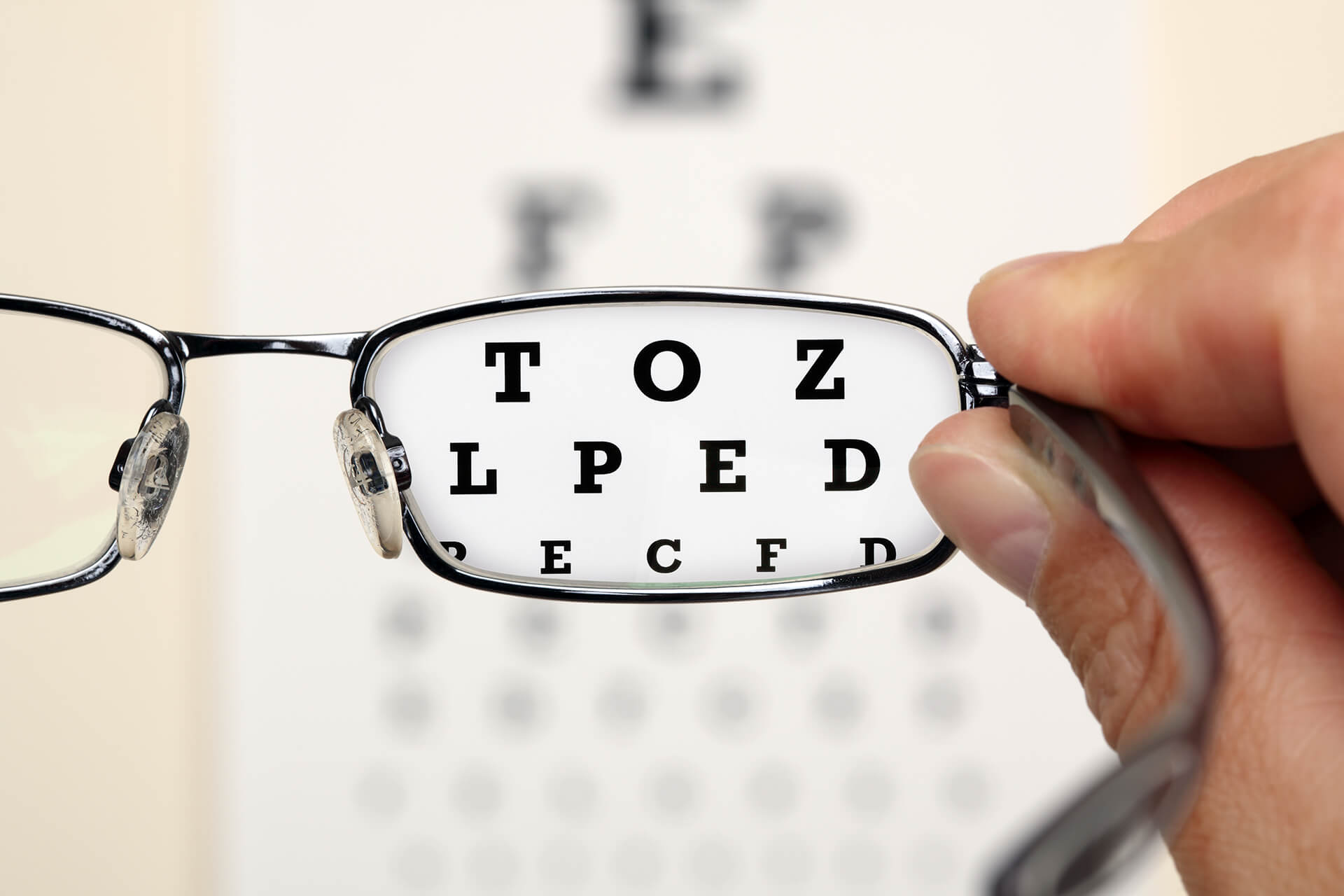 A New Vision for Eye Exams