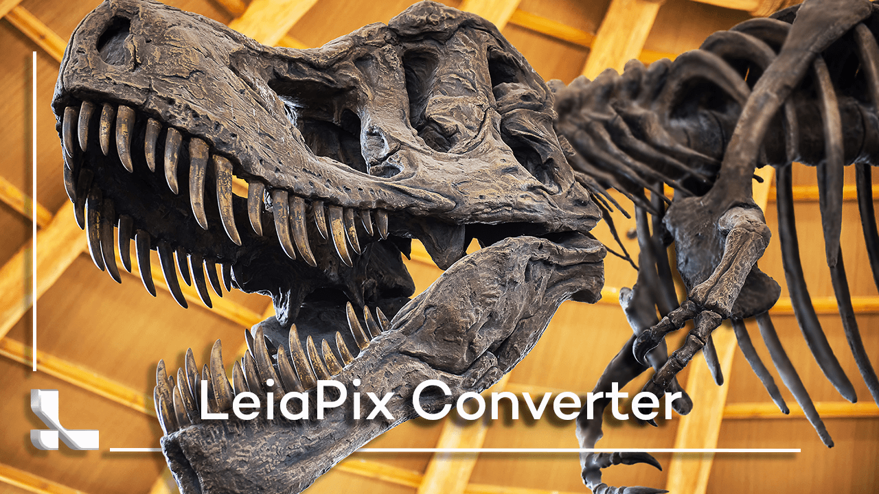 Convert 2D to 3D from your Web Browser with LeiaPix Converter