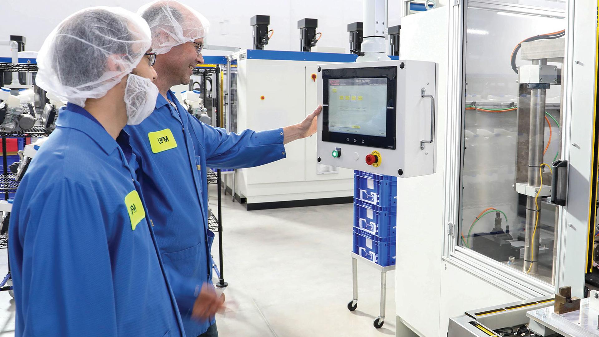Next-Gen Production Line Traceability Solutions
