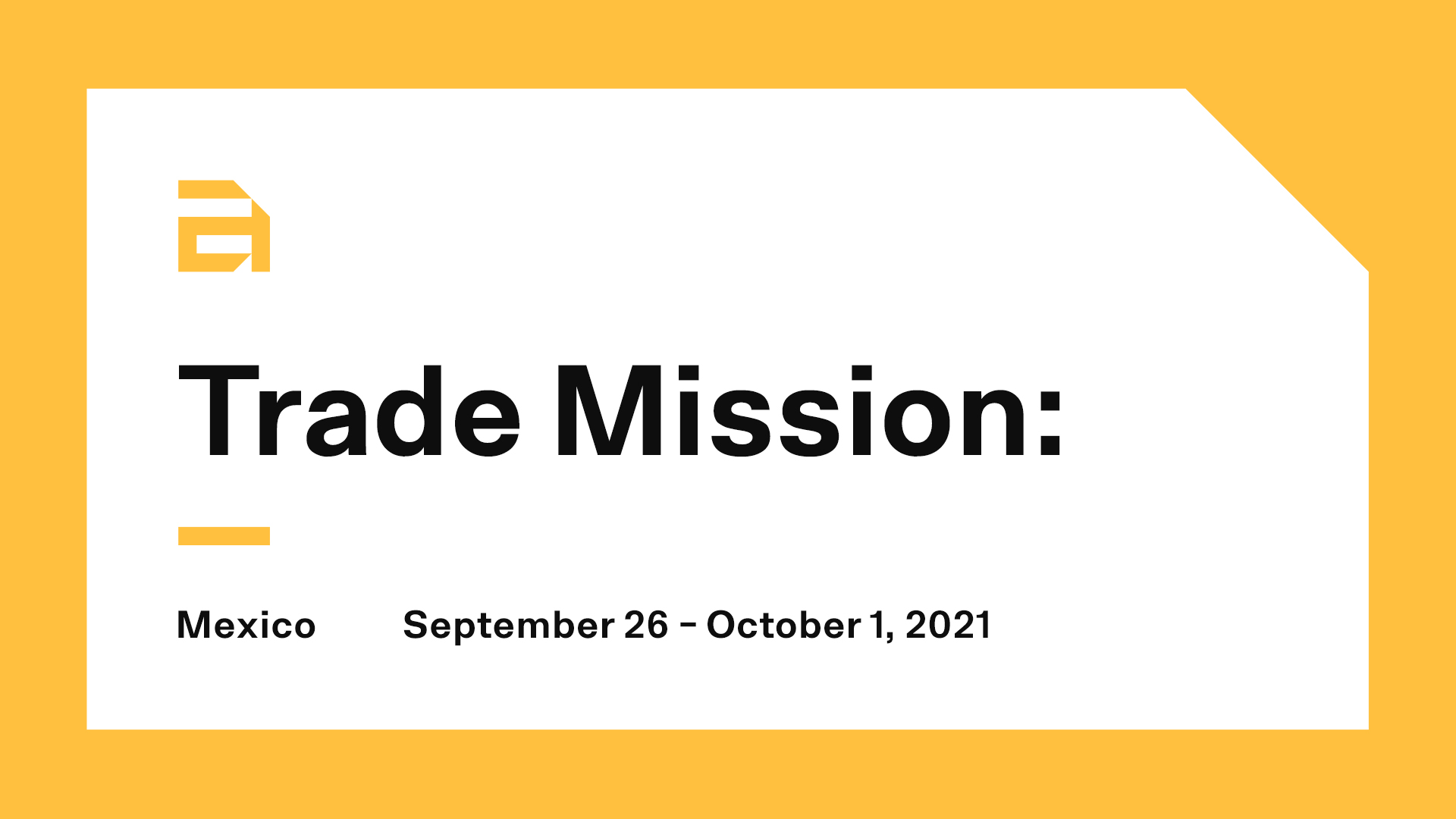 Automation Alley's Trade Mission to Mexico 2021