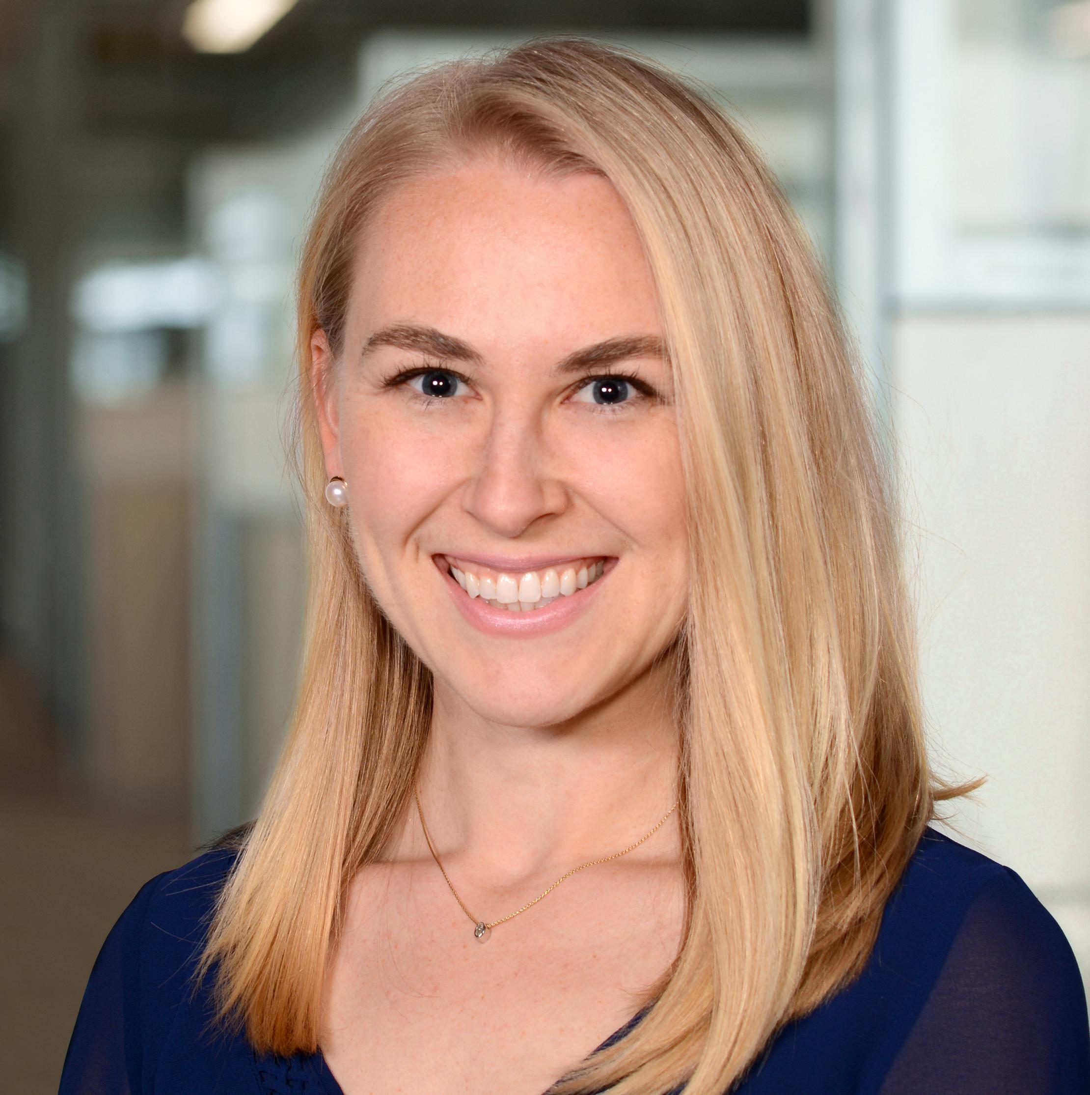 Megan Robinson, NBS Commercial Interiors