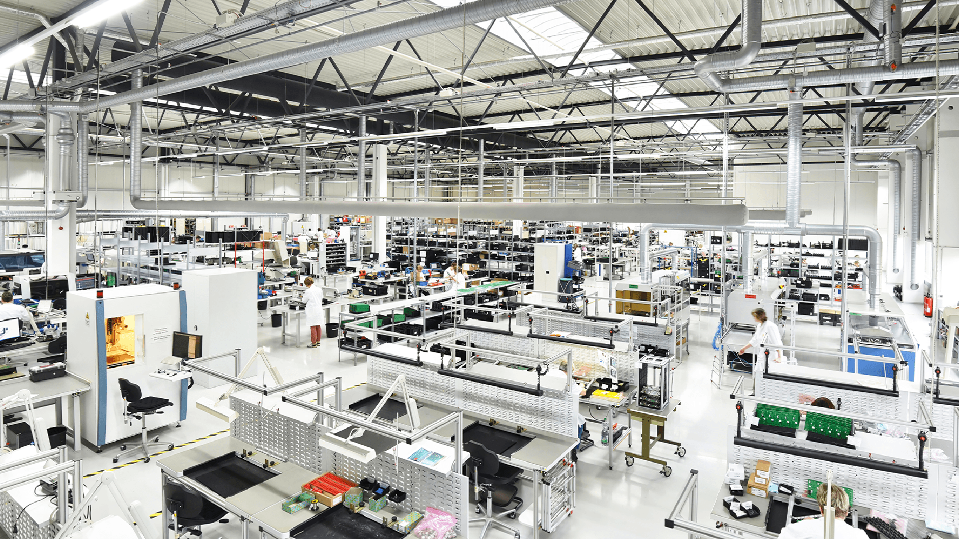 How to Start Your Smart Manufacturing Journey