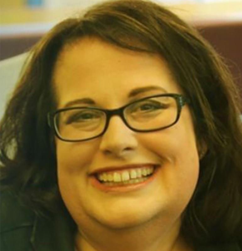 Jenny Tatsak, Ph.D., Walsh