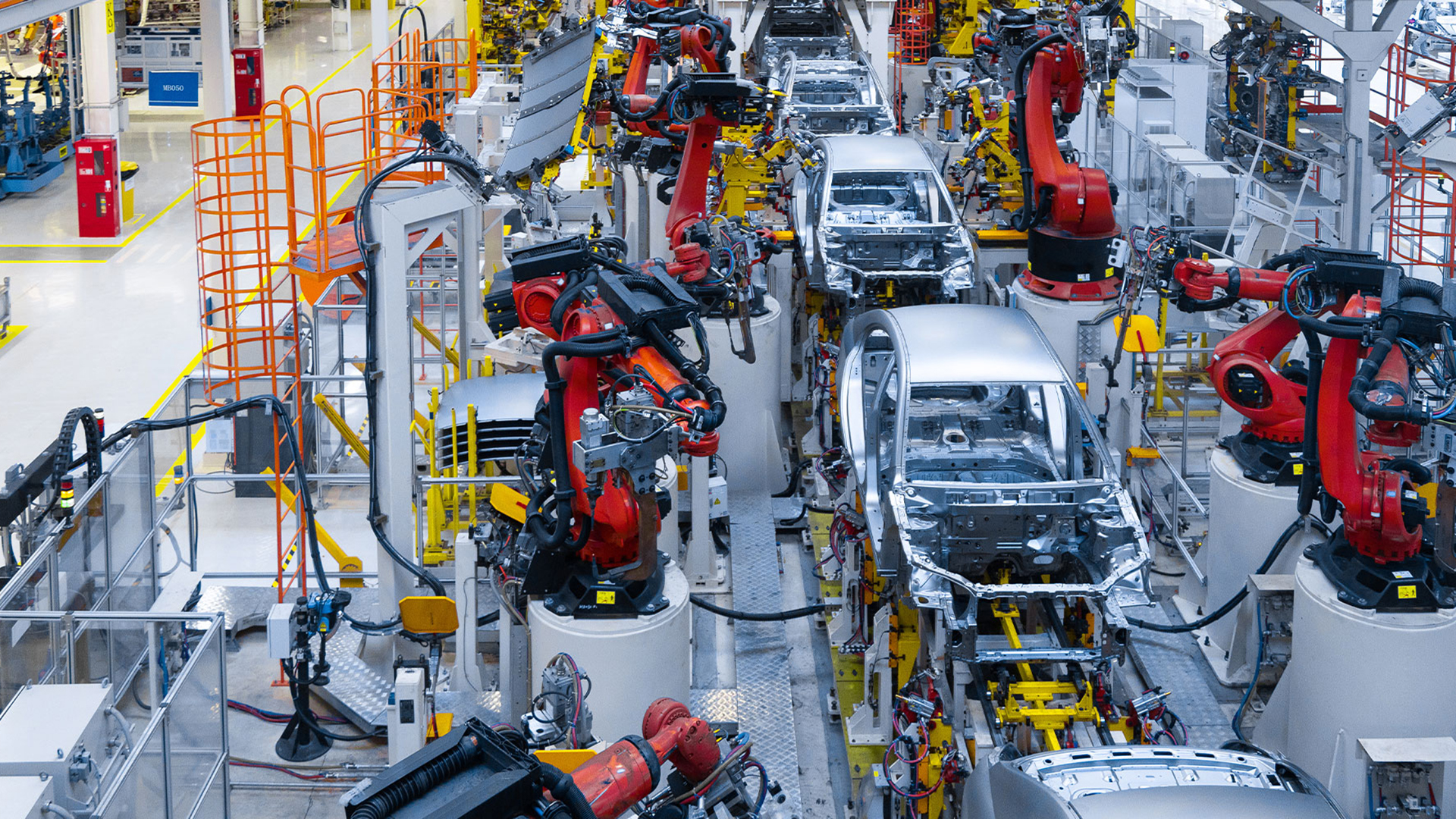 Five Trends Automakers Must Drive to Survive