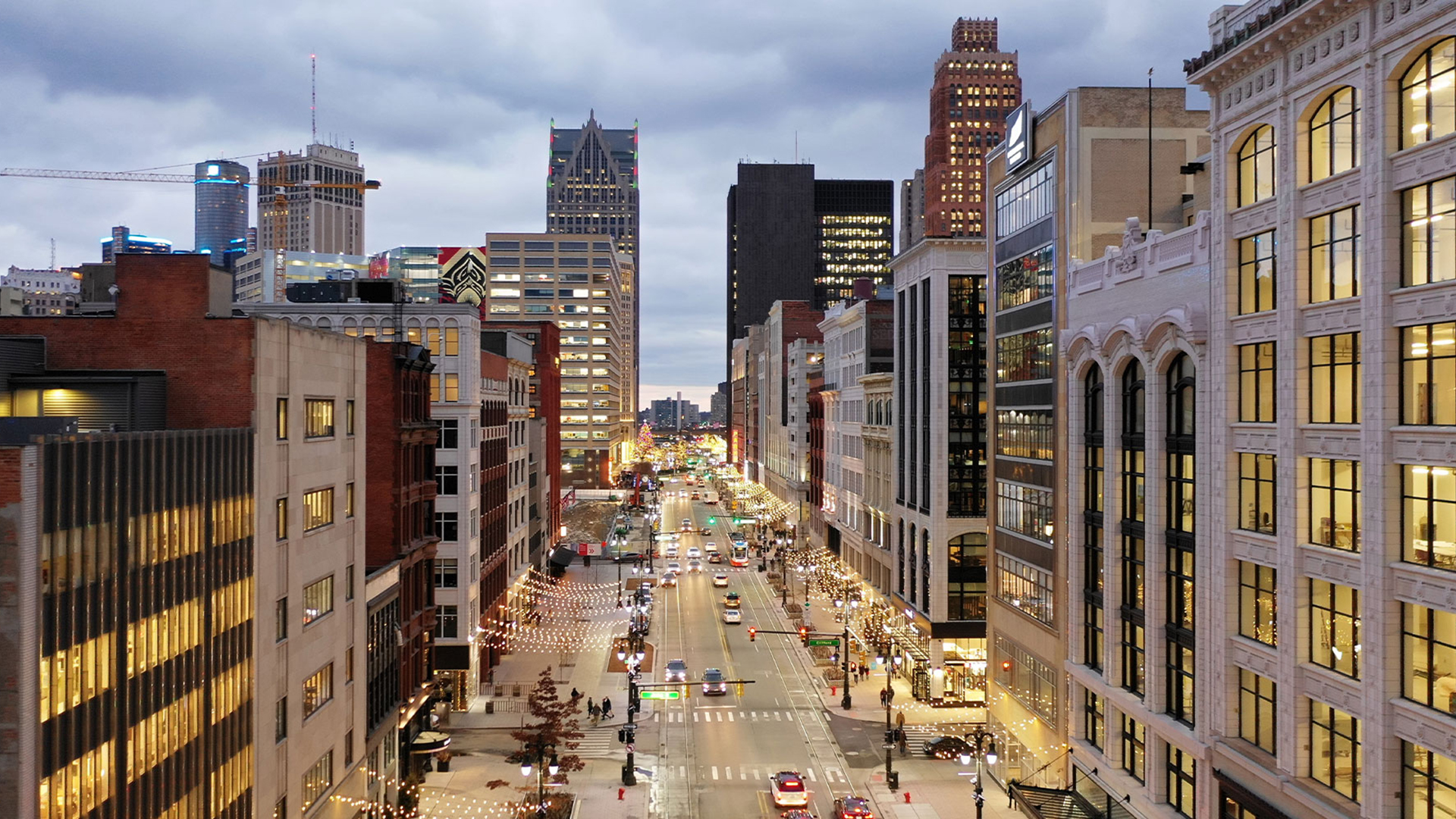 A Look at Detroit's Retail Market in the Age of COVID