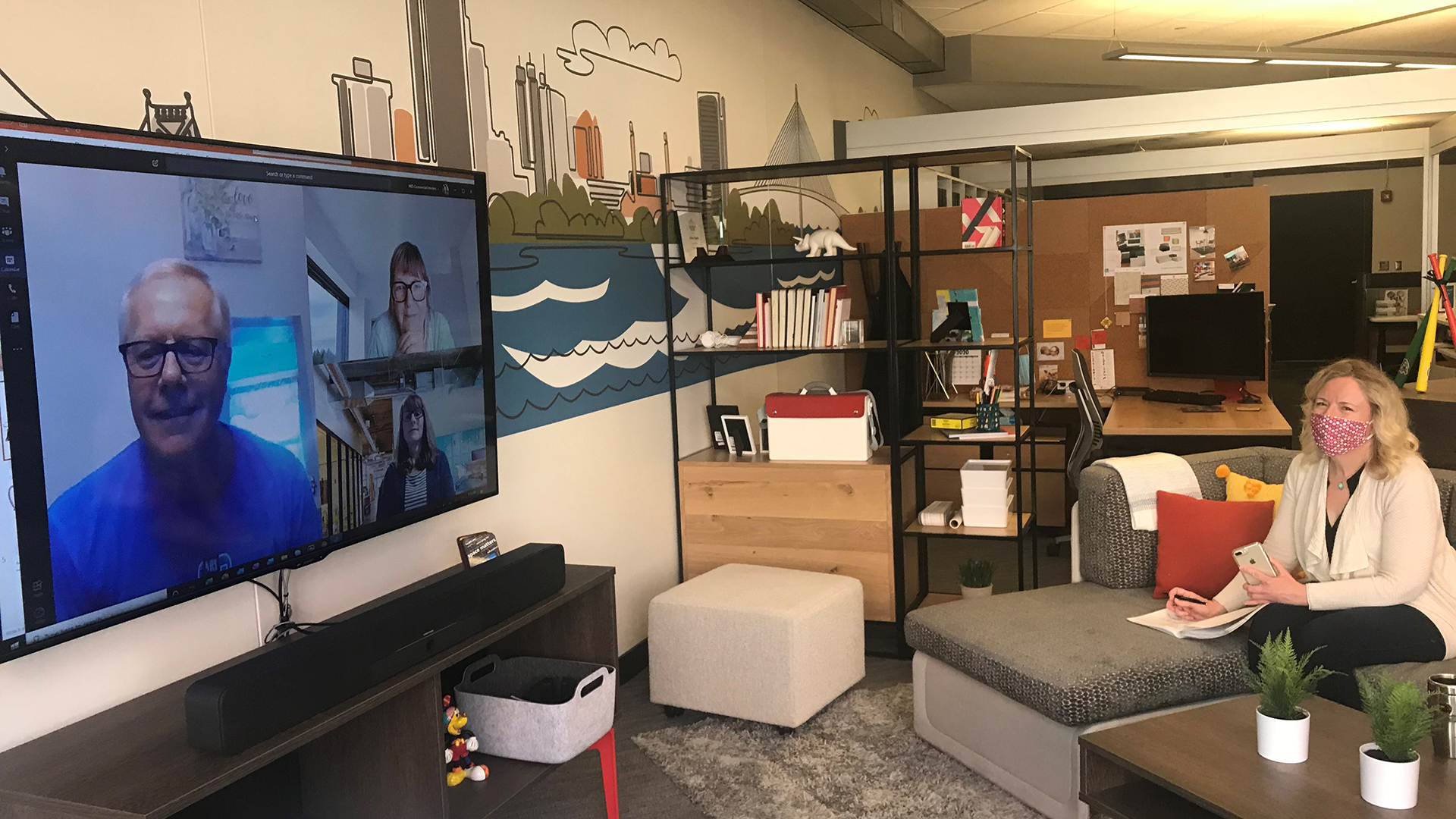 3 Ways to Retrofit Your Meeting Spaces to Enhance Virtual Collaboration