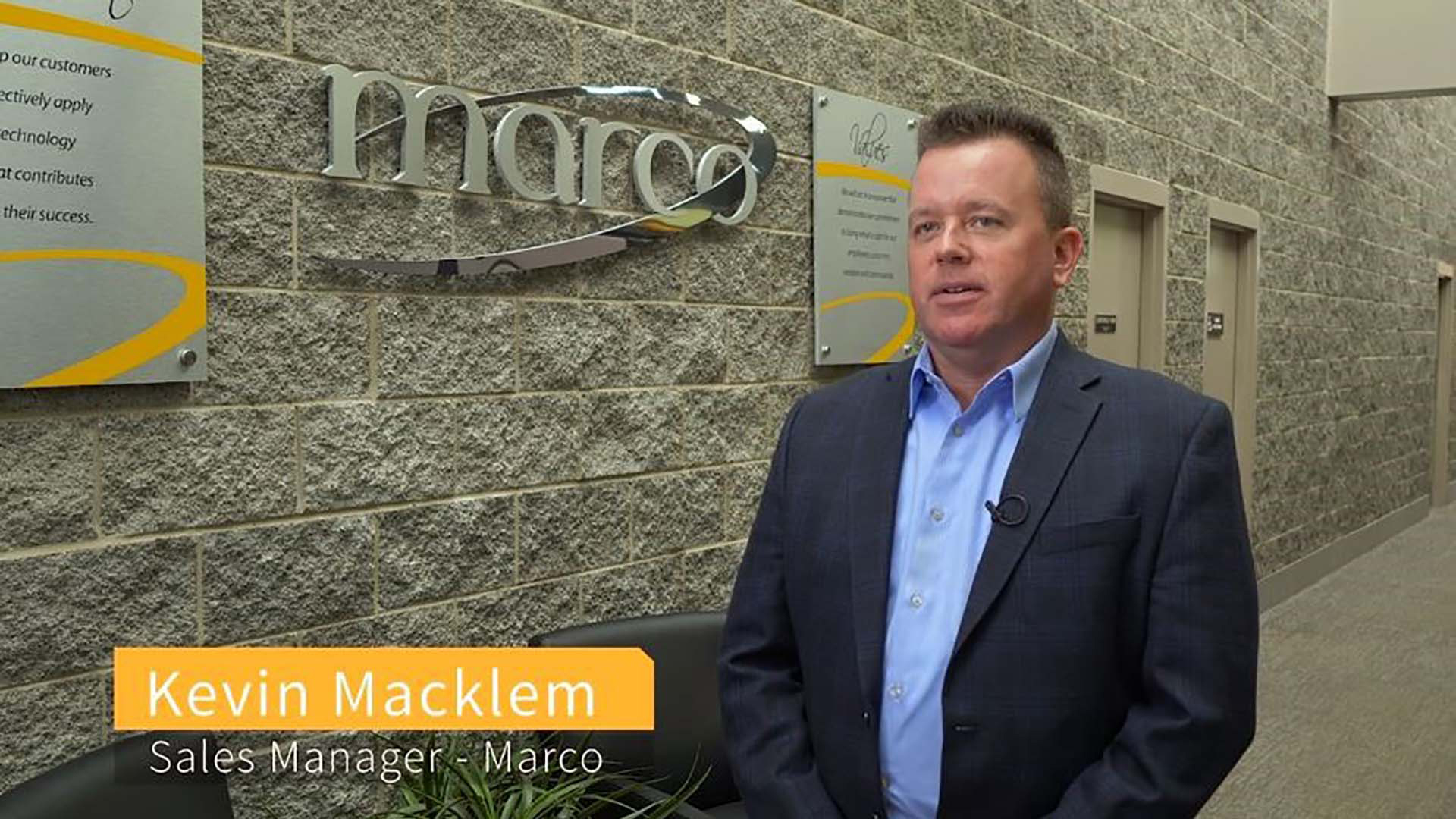 #MembershipMinute with Marco Technologies