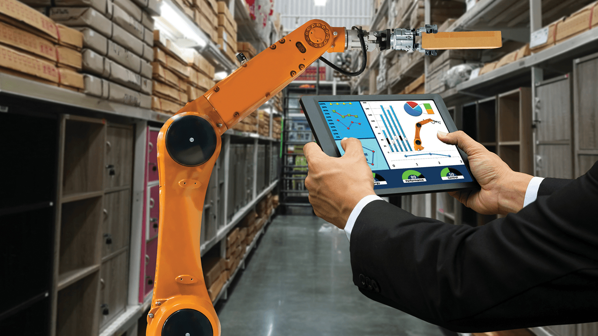 Case Study: Flooring Solutions Provider Shaw Industries Breaks Production Records with Splunk IoT